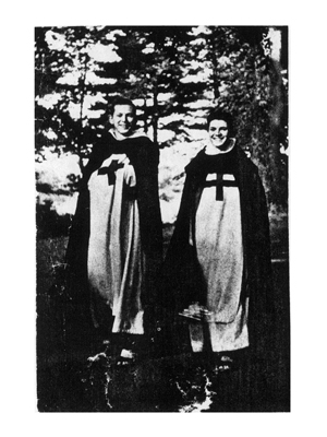 Trinitarian and other Friars